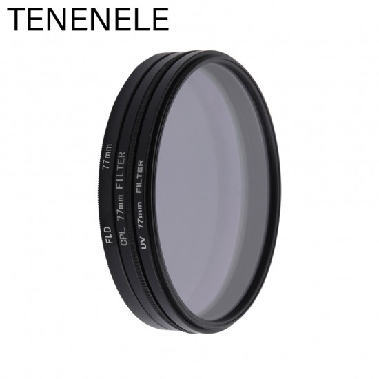 49MM 52MM 55MM 58MM 62MM 67MM 72MM 77MM 82MM ND2 ND4 ND8 UV CPL FLD Camera Filters Set For Sony Nikon Canon Pentax Lens Filter