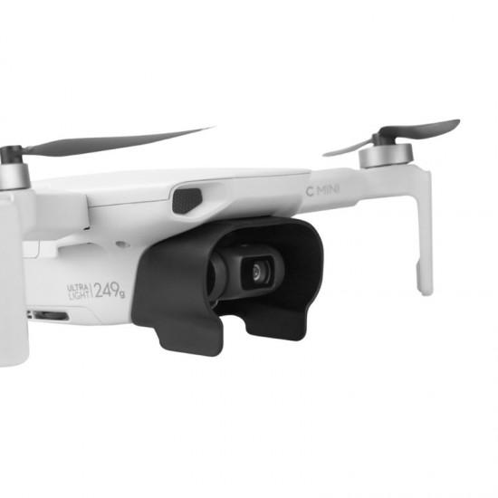 Camera Lens Hood Sunshade Gimbal Lens Protective Cover for DJI Mavic Mini Drone