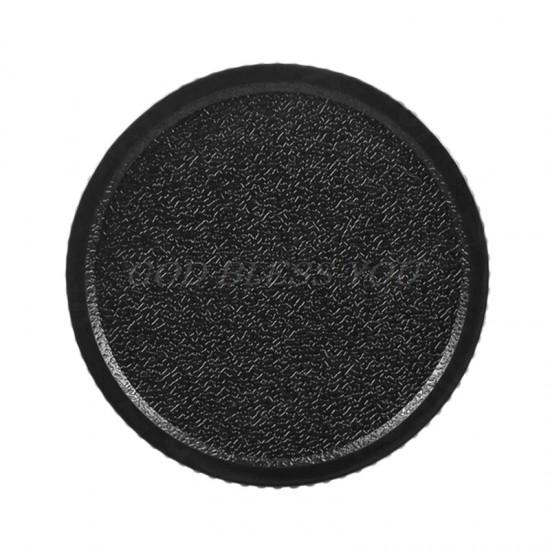 6pcs Rear Lens Cap Cover For M42 42mm 42 Screw Mount Black