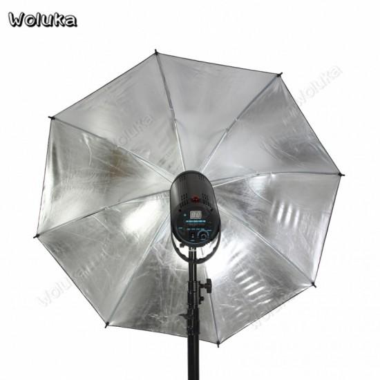 Black Silver Reflective Umbrella Flash 100Cm Parapluie Photo Umbrella Photography Umberella Studio Equipment 40 Inch Cd50 T10